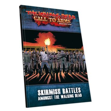 The Walking Dead Call to Arms Rulebook (Englisch)