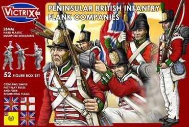 British Peninsular Infantry Flank Companies 28mm