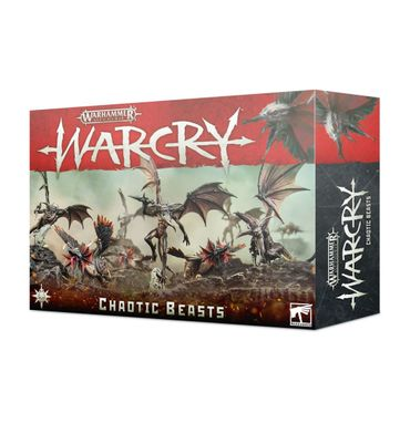 Warhammer Age of Sigmar Warcry Chaotic Beasts