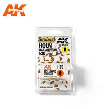 AK Interactive Holm Oak Autumn Leaves