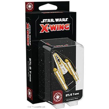 Star Wars X-Wing BTL-B-Y-Flügler 2 Edition Erweiterung (Deutsch)