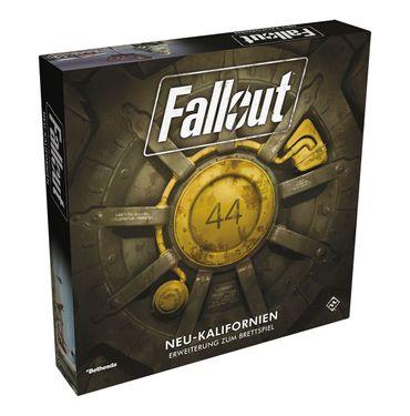 Fallout Neu-Kalifornien Erweiterung (Deutsch)