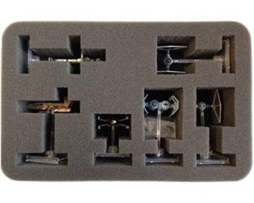 Mini Plus Figuren Tasche X-Wing Raster – Bild 2