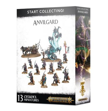 Start Collecting Anvilguard Aelves