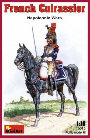 French Cuirassier Napoleonic Wars 1:16 – Bild 1