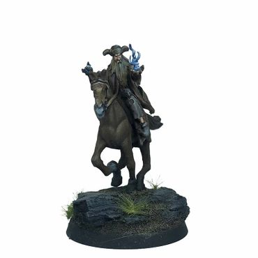 DaVale Forest Mage Mounted
