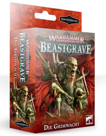 Warhammer Underworlds The Grymwatch (Deutsch)