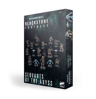 Warhammer Quest Blackstone Fortress Servants of the Abyss