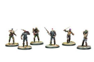 Fallout Wasteland Warfare Raiders Scavvers & Psychos (Englisch)