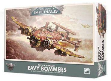 Aeronautica Imperialis Ork Air Waaagh! 'Eavy Bommers