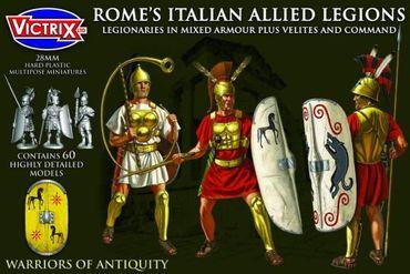 Rome's Italian Allied Legions 28mm