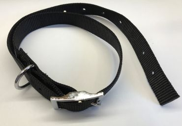 "[Bundle] NYLON STRAP 3/4"" BLACK"