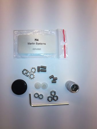 MS MOUNTING KIT CHAMELEON® EXTENDER