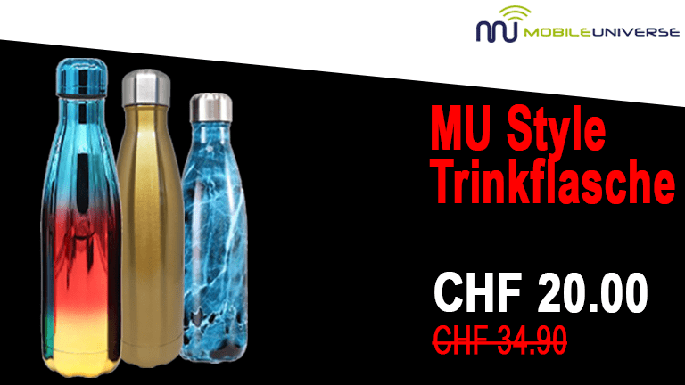 MU Style Trinkflasche