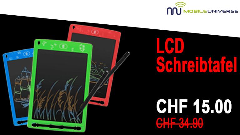 LCD Schreibtafel