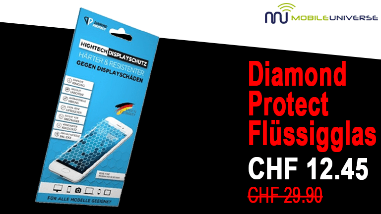 Diamond Protect Flüssigglas