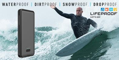 Ultrarobuste Lifeproof Hüllen bei Mobile-Universe bestellen