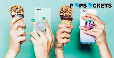 Wieder da: PopSockets. Jetzt PopSockets günstig bestellen