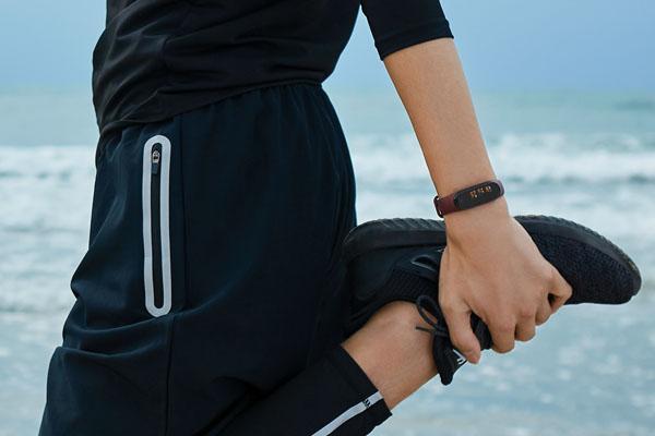 Fitness Armbänder (elektronisch)