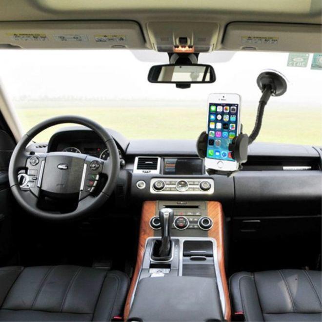 2 in 1 Autohalterung für alle Smartphones