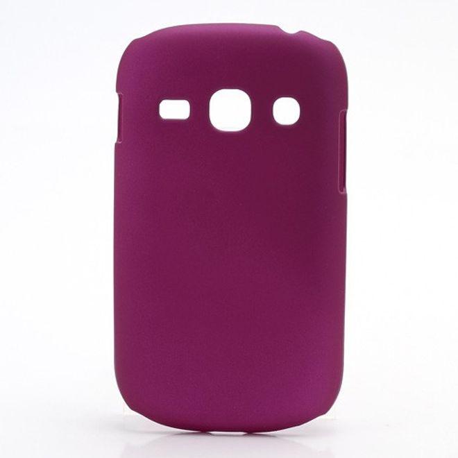 Samsung Galaxy Fame Hart Plastik Case - rosa
