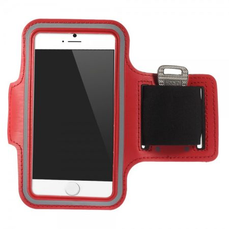 iPhone 6 Sport Armband - rot