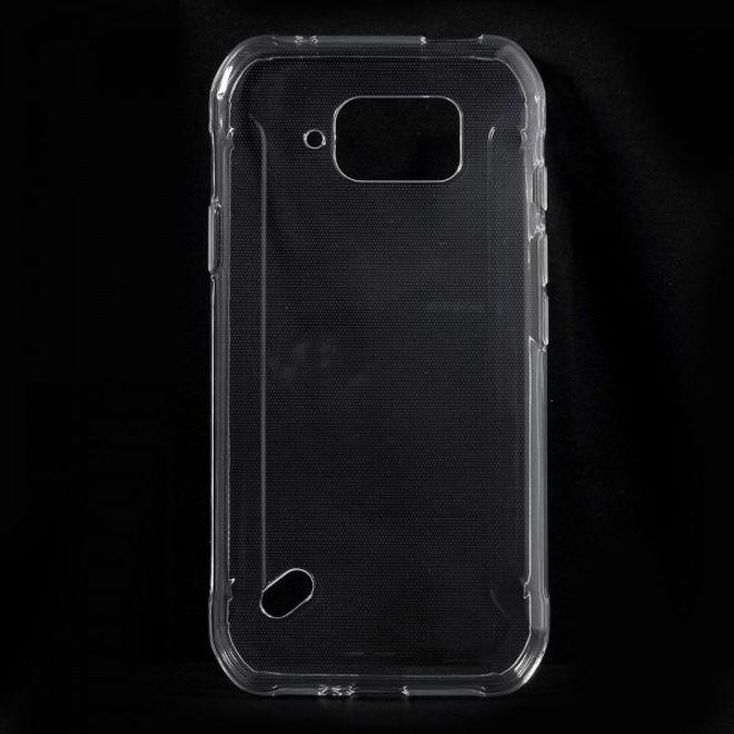 Samsung Galaxy S6 Active Elastisches Plastik Case - transparent