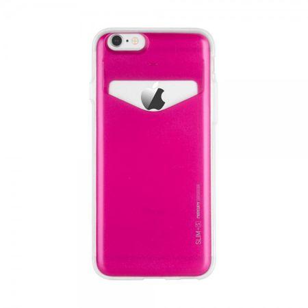 Mercury Goospery - Case für Samsung Galaxy S3 - Handyhülle aus Plastik - Slim Plus S Series - rosa