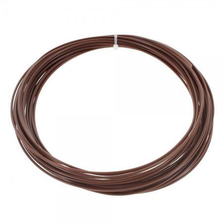 Ersatzrolle Filament für 3D Druck-/Schreibstift (Artikelnummern A01-0114/A01-0117/A01-0118) - 10m - braun