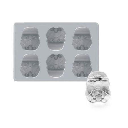Star Wars Ice Cube - Eiswürfel Form aus Silikon - Stormtrooper