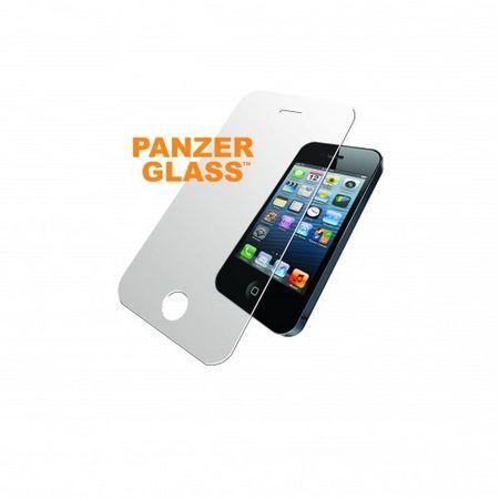 PanzerGlass - iPhone SE / 5S / 5C / 5 Displayschutz aus gehärtetem Glas - Classic (1010) - transparent