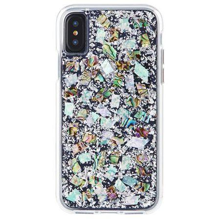 Case-Mate - iPhone XS / X Hülle - Backcover - KARAT - mehrfarbig