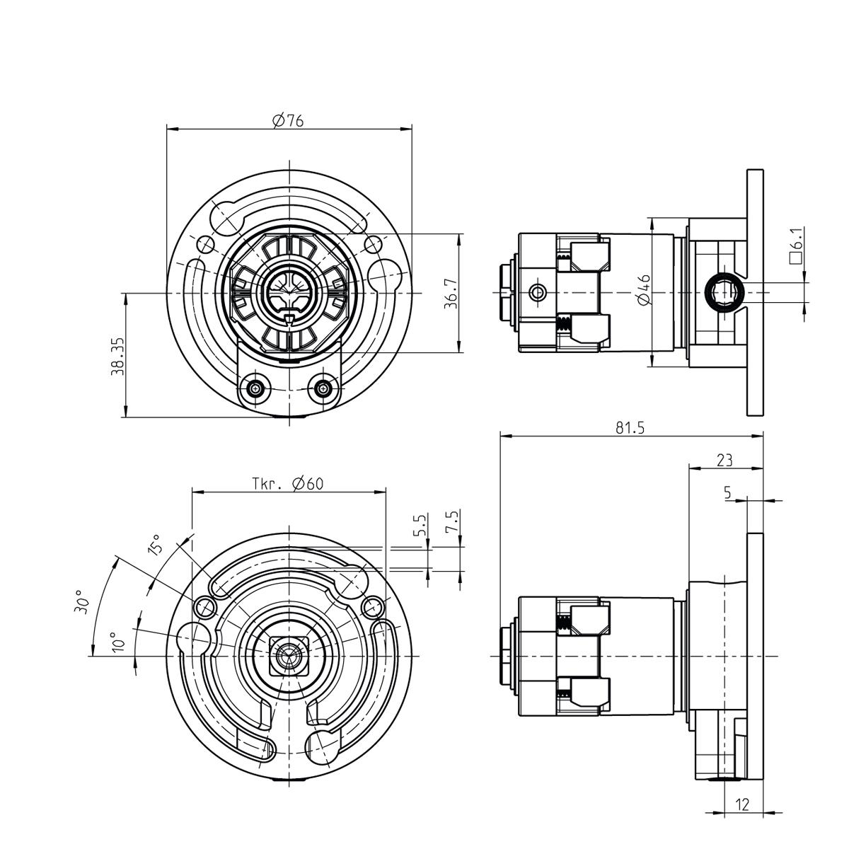 Kegelradgetriebe