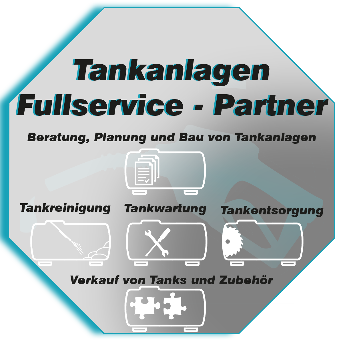 Fullservice-Tankanlagen