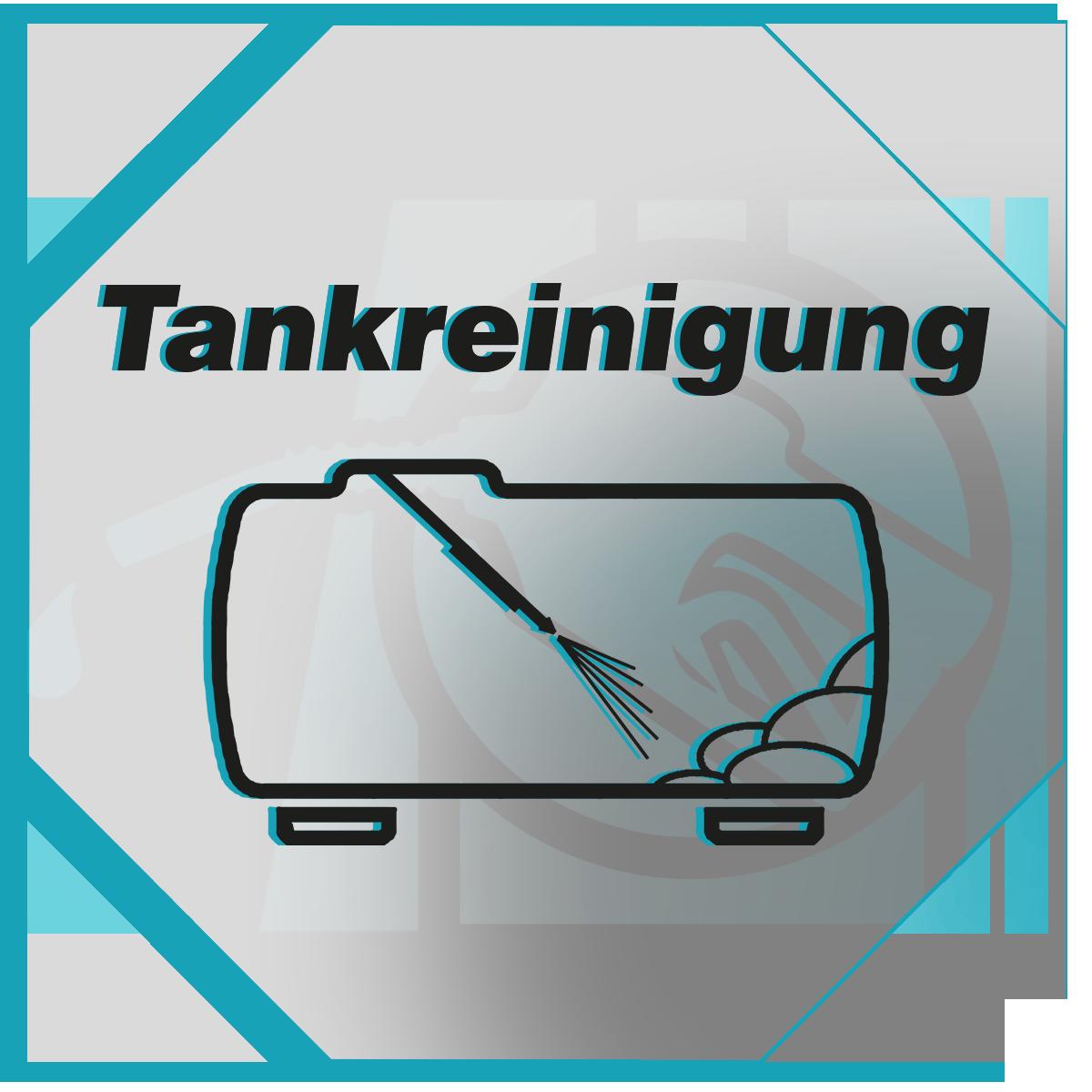 Tank-Reinigung