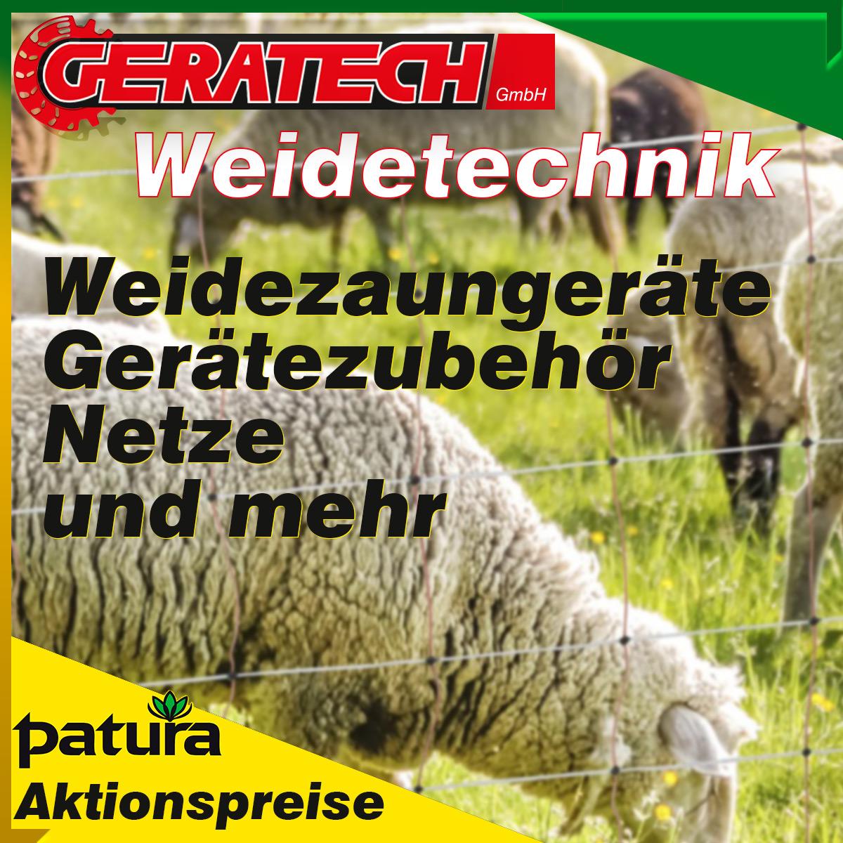 Patura Weidetechnik Aktionspreise bei Geratech