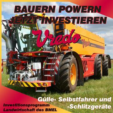 Top-Aktuelles 2 - Investitionsprogramm Landwirtschaft