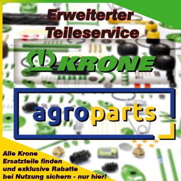Dealershop Agroparts Krone Ersatzteile bei Geratech Landmaschinen