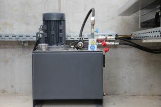 2. Modul Hydraulik