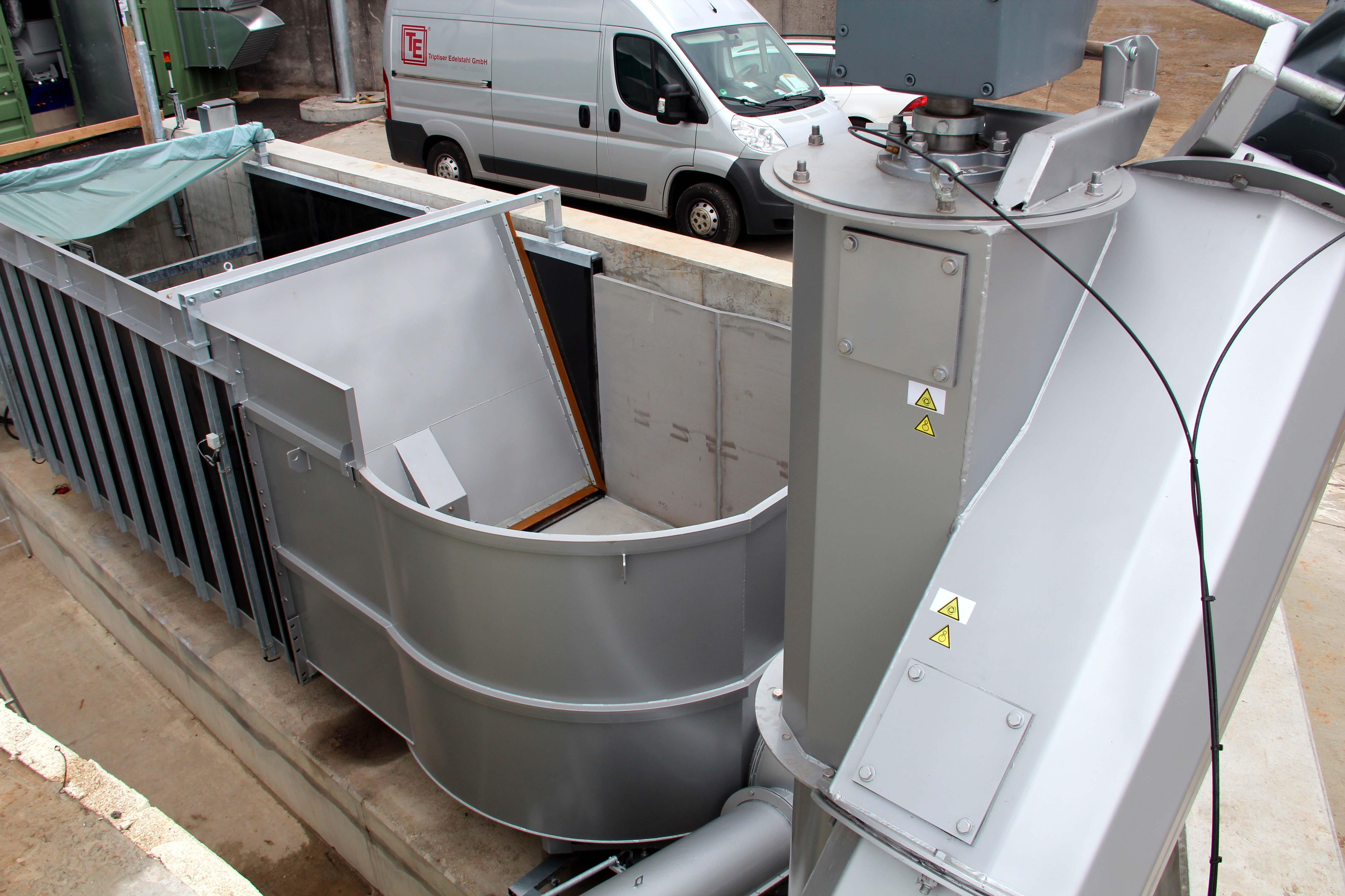 Biogasanlagen mit Geratech