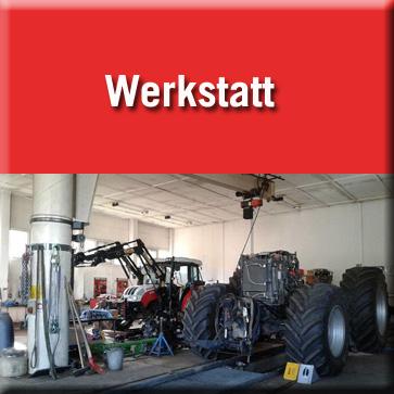 Landmaschinen-Werkstatt