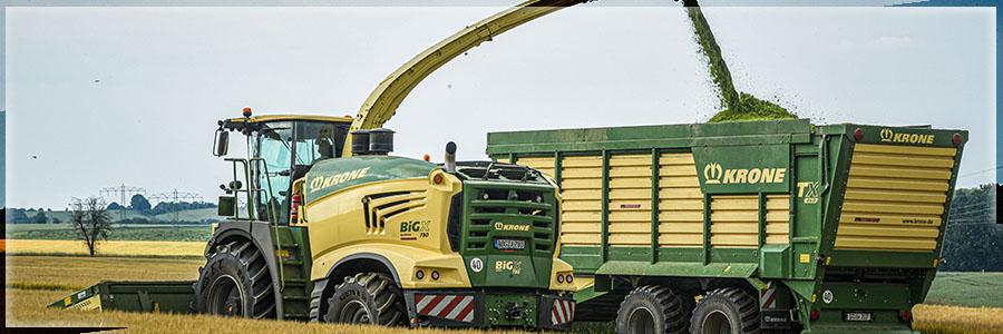 Grünlandtechni von Krone und mehr bei Geratech Landmaschinen GmbH