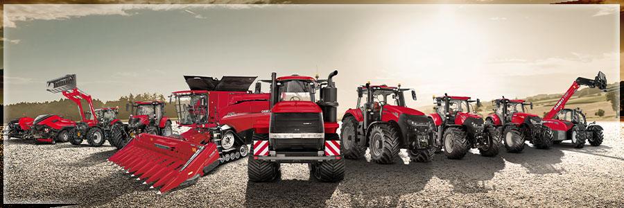 Fulliner-Händler Geratech Landmaschinen verschiedener Marken