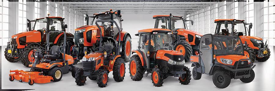 Fulliner Angebot von Kubota agriculture bei Geratech Landmaschinen GmbH