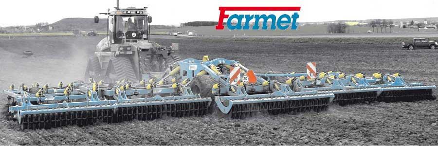Landtechnik von Farmet Machinery von der GERATECH Landmaschinen GmbH