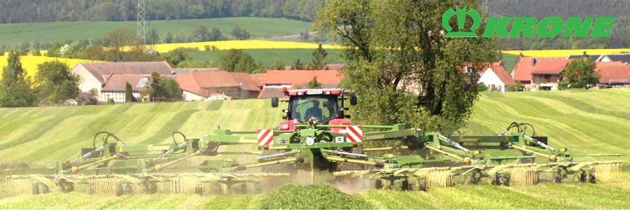Landtechnik von Bernhard Krone von der GERATECH Landmaschinen GmbH