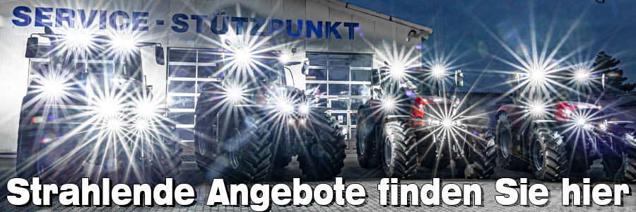 aktuelle Angebote der GERATECH Landmaschinen GmbH