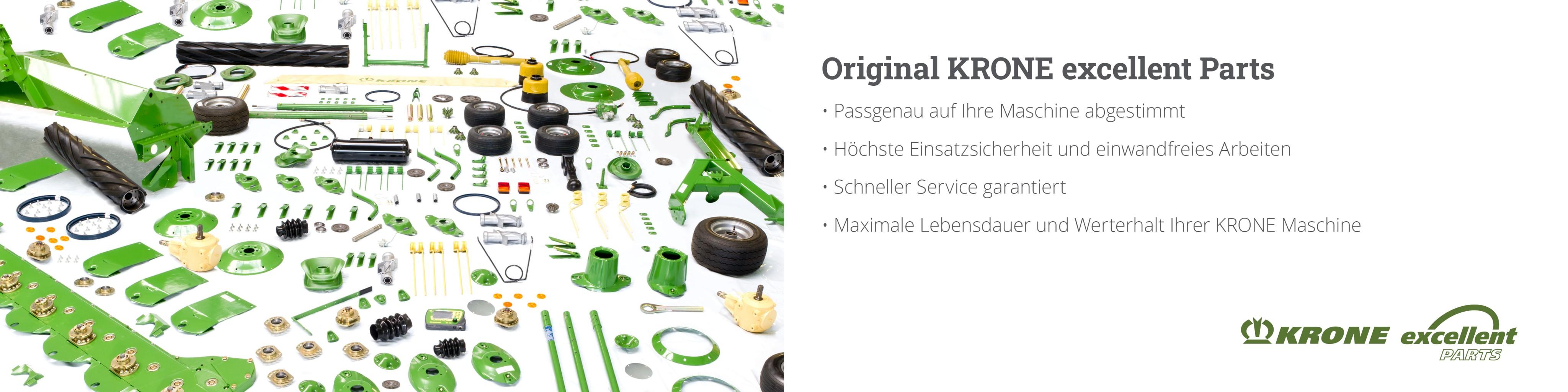 Krone Origianlersatzteile Katalog Agroparts