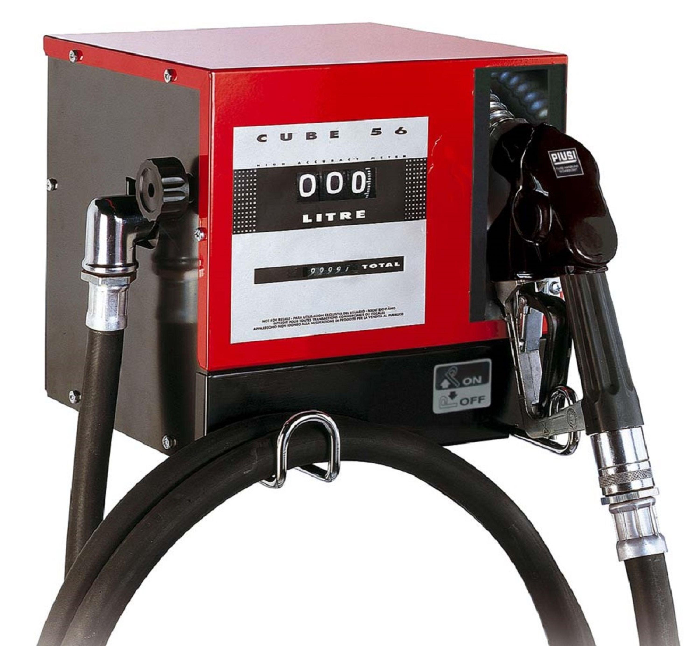 20.000 l Tankanlage mit Zapfsäule (Tankautomat)