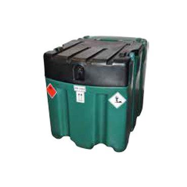 mobiler 600 Liter Tank mit 60 l Pumpe – Bild 1